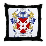 Gillon Coat of Arms Throw Pillow