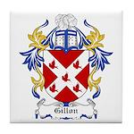 Gillon Coat of Arms Tile Coaster