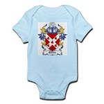 Gillon Coat of Arms Infant Creeper