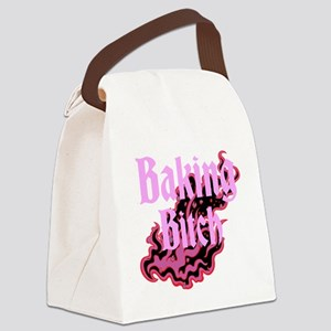 Baking Bitch Canvas Lunch Bag