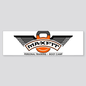 MAFITNESS Bumper Sticker