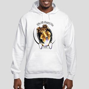 Collie IAAM Hooded Sweatshirt