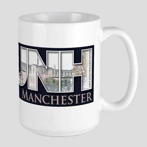 UNH Manchester Large Mug