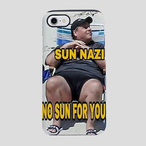 Sun Nazi no sun for you iPhone 7 Tough Case