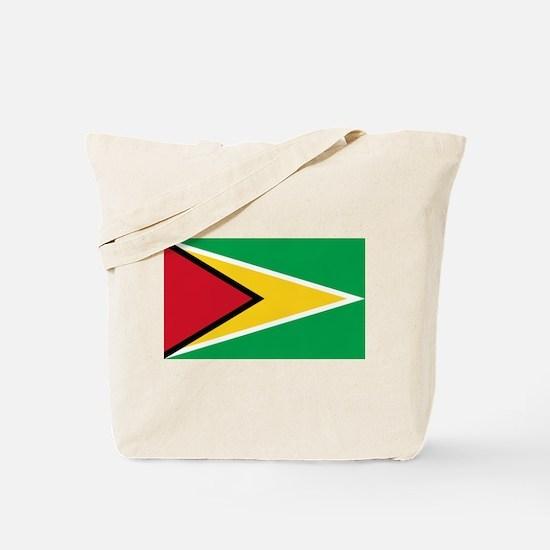 Guyana - National Flag - Current Tote Bag