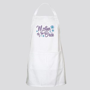 Mother of the Bride BBQ Apron