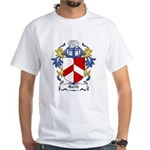 Garth Coat of Arms White T-Shirt
