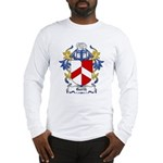Garth Coat of Arms Long Sleeve T-Shirt