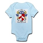 Garth Coat of Arms Infant Creeper