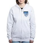 School Shield Women's Zip Hoodie
