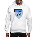School Shield Hooded Sweatshirt