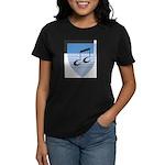 School Shield Women's Dark T-Shirt