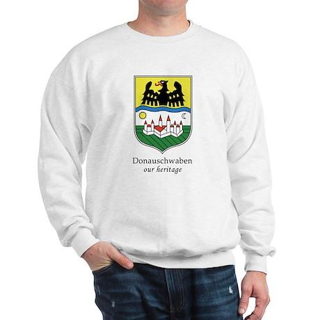 Donauschwaben emblem Sweatshirt