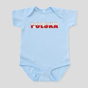 Poland Infant Creeper
