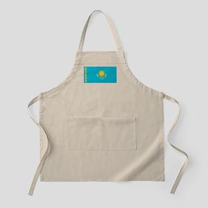 Kazakhstan - National Flag - Current Light Apron