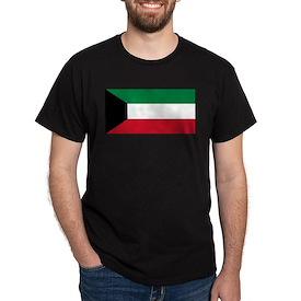 Kuwait - National Flag - Current T-Shirt