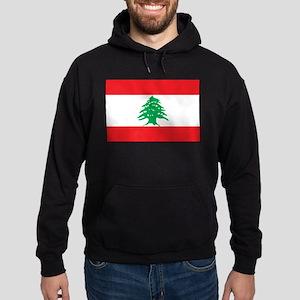 Lebanon - National Flag - Current Sweatshirt