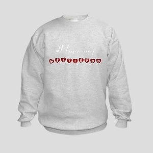 I love my Westiepoo Sweatshirt