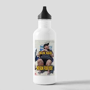 Sun Nazi no sun for yo Stainless Water Bottle 1.0L