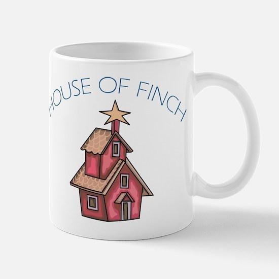 House of Finch Mug