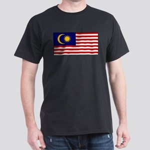 Malaysia - National Flag - Current T-Shirt