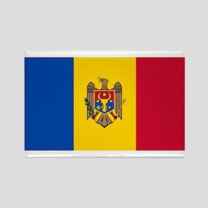 Moldova - National Flag - Current Magnets