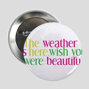 "The Weather 2.25"" Button"
