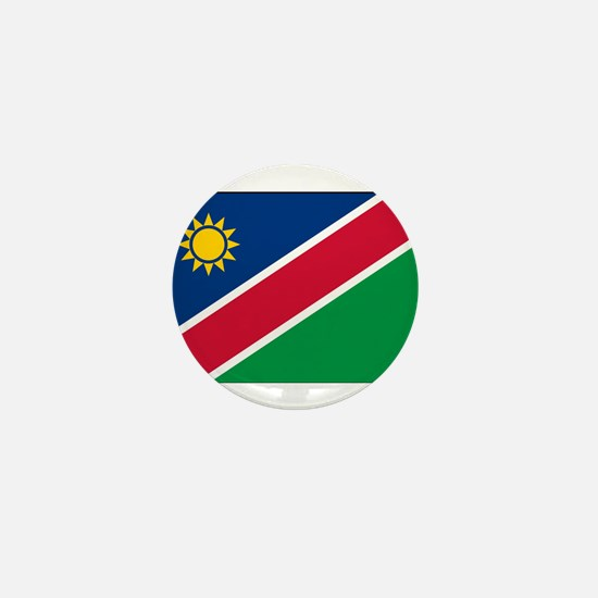 Namibia - National Flag - Current Mini Button