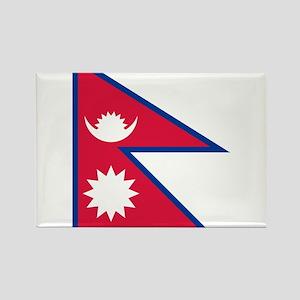 Nepal - National Flag - Current Magnets