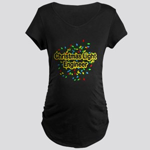 CLE Maternity Dark T-Shirt