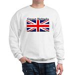 Great Britain British Flag Sweatshirt