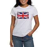 Great Britain British Flag Women's T-Shirt