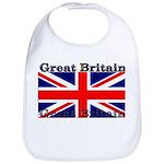 Great Britain British Flag Bib
