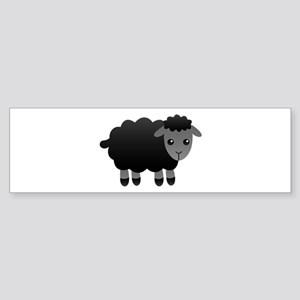 black sheep Sticker (Bumper)
