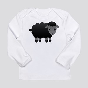 black sheep Long Sleeve Infant T-Shirt