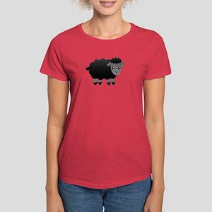 black sheep Women's Dark T-Shirt