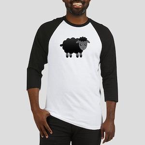 black sheep Baseball Jersey