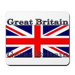 Great Britain British Flag Mousepad