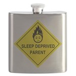 Sleep Deprived Parent Flask