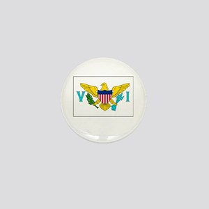 The United States Virgin Islands Flag Picture Mini