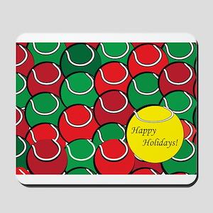 Tennis Holiday Mousepad
