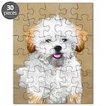 Lhasa Apso Puzzle