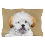 Lhasa Apso Pillow Case