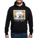 Lhasa Apso Hoodie (dark)