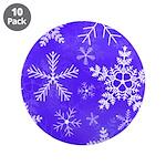 Purple and White Snowflake Pattern 3.5