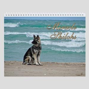 2013 Miracle Shilohs Wall Calendar