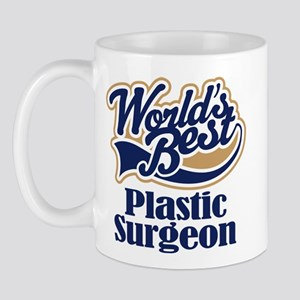 Plastic Surgeon (Worlds Best) Mug