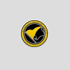 Voluntaryist Mini Button