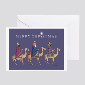Three Wise Men Christmas Cards (Pk of 20)