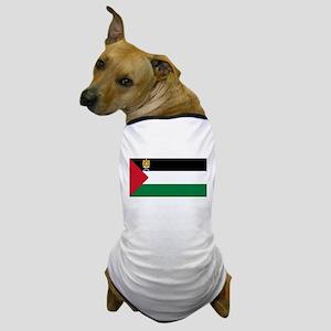 Palestine - State Flag - Current Dog T-Shirt